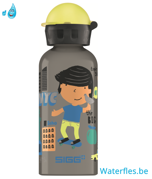 Sigg Travel Boy New York