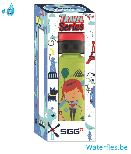 Sigg Travel Girl Paris
