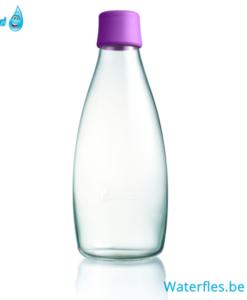 Waterfles_Retap_Purple