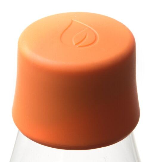 Waterfles-Retap-Lid-Orange
