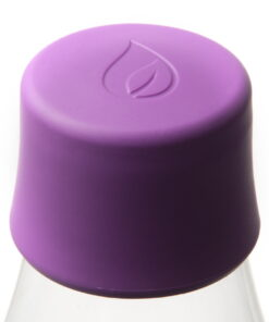 Waterfles-Retap-Lid-Purple