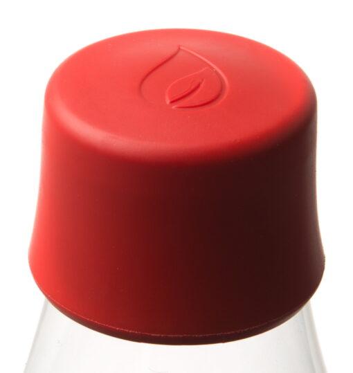 Waterfles-Retap-Lid-Red