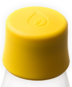 Waterfles-Retap-Lid-Yellow