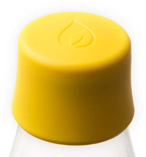 Waterfles-Retap-Lid-Yellow
